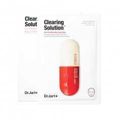Dr.Jart+ Clearing Solution Facial Mask