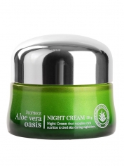 Deoproce Aloe Vera Oasis Night Cream