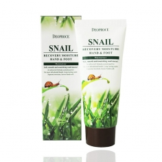 Deoproce Moisture Hand & Foot Snail Recovery