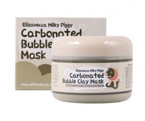 Elizavecca Face Care Milky Piggy Carbonated Bubble Clay Mask