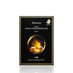 JMsolution Golden Caviar Nourishing Mask