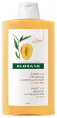 Klorane Nourishing Treatment Shampoo With Mango Butter 400ml