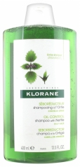 Klorane Seboregulating Treatment Shampoo with Nettle Extract 400ml