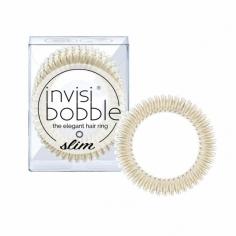 Резинка-браслет для волос invisibobble SLIM Stay Gold