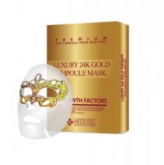 MEDI-PEEL Luxury 24k Gold Ampoule Mask
