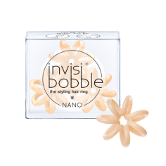 Резинка-браслет для волосся invisibobble NANO To Be or Nude to Be