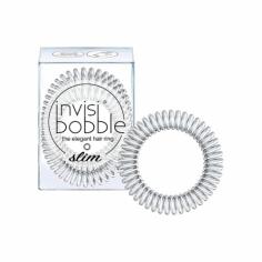 Резинка-браслет для волосся invisibobble SLIM Crystal Clear
