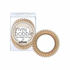 Резинка-браслет для волосся invisibobble SLIM Bronze Me Pretty