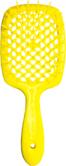 Щітка для волосся Janeke Superbrush Neon Yellow