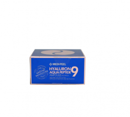 MEDI-PEEL Hyaluron Aqua Peptide 9 Ampoule Eye Patch