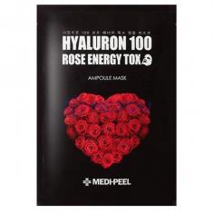 Medi-Peel Hyaluron 100 Rose Energy Tox Mask