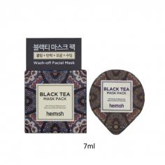 Heimish Black Tea Mask Pack Mini 5ml