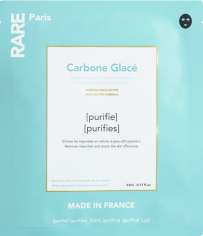 RARE Paris Carbone Glacé Purifying Face Mask
