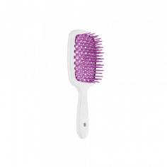 Щітка для волосся Janeke Superbrush SMALL WHITE-FUX