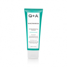 Q+A Niacinamide Gentle Exfoliating Cleanser