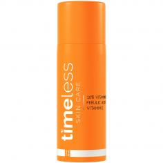 Timeless Skin Care 10% Vitamin C + E Ferulic Acid Serum