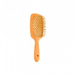 Щітка для волосся Janeke Superbrush SMALL NEON Orange