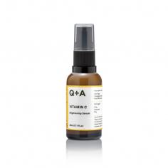 Q+A Vitamin C Brightening Serum