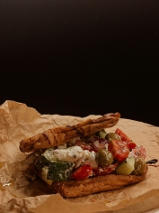 Грецький сендвіч