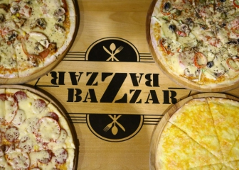 Піцца та бургери