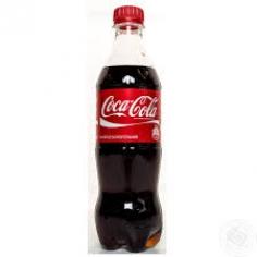 Кока-кола 1л