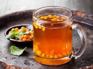 Чай імбирний з медом