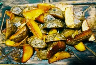 Картопля смажена по-селянськи