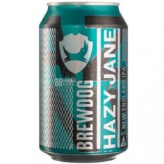 Hazy Jane, BrewDog  0,33