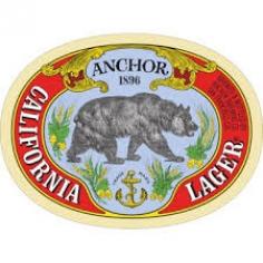 California Lager, Anchor  0.355