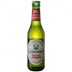 Clausthaler Classic Non-Alcoholic  0,33