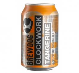 Clockwork Tangerine, BrewDog  0,33
