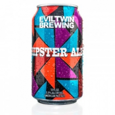 Hipster Ale, EvilTwin 0,33
