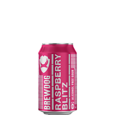 Raspberry Blitz, BrewDog  0,33