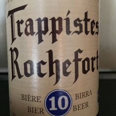 Trappistes 10, Rochefort(0,33) бут.
