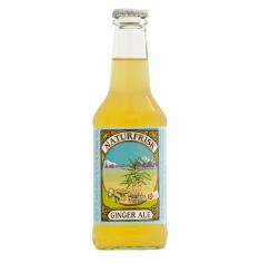 Ginger Ale, NaturFrisk  0,25