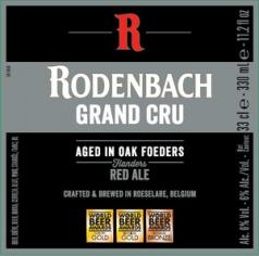 Rodenbach Grand Cru (Flanders Red Ale) 0.5