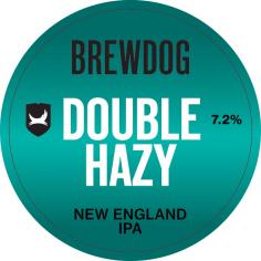 BrewDog Double Hazy NEIPA (1л)