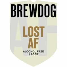 Lost AF, BrewDog (0.33)