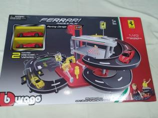 Ігровий набір Ferrari