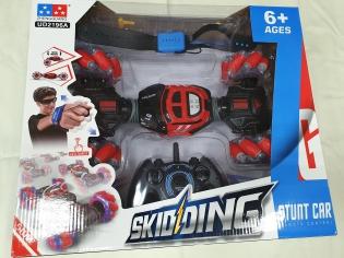 Машина-перевертка Skidding на р\к