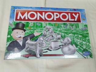 Настільна гра Монополія Hasbro українська версія