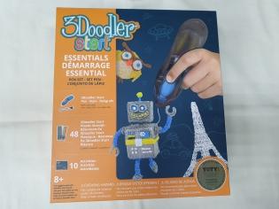 Ручка 3D 3Doodler start