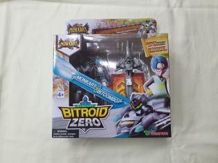 Трансформер Monkart Bitroid Zero