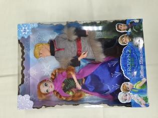 Набір ляльок Анна і Крістофер