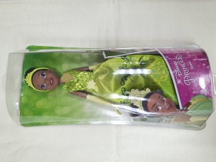 Лялька принцесса Disney Tiana