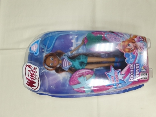 Лялька Winx Bloom