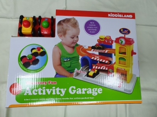 Паркінг для малюків Activity Garage