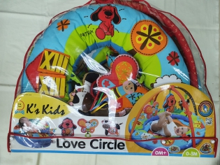 Килимок з дугами Love Circle