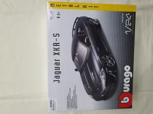 Автоконструктор 1\24 Jaguar XKR-S