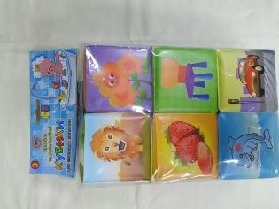 Кубики для веселого купання
